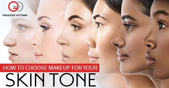 How to Choose Makeup for your Skin Tone