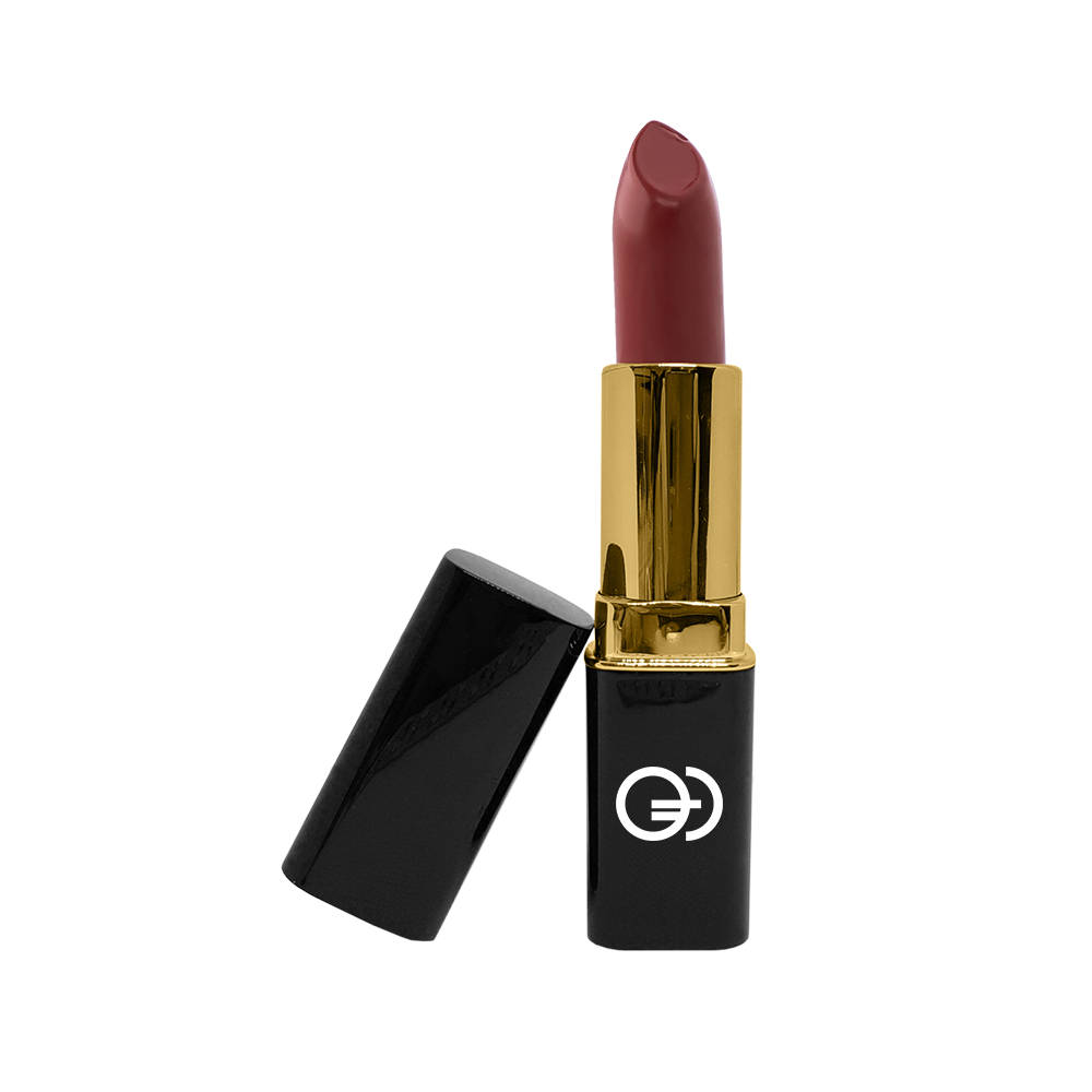 Gold Lipstick Nude Natural Brown