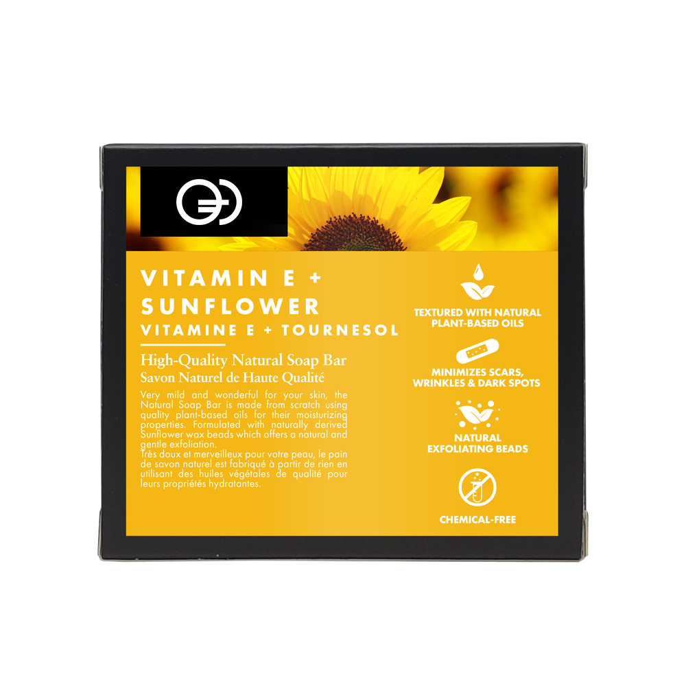Vitamine Sunflower Soap