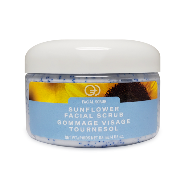 Sunflower Facial Scrub